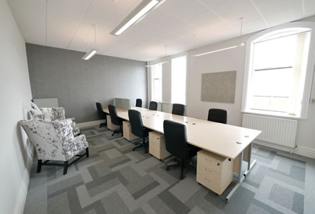 Easy In, Easy Out Office Space in Newcastle